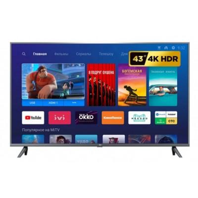 Телевизор LED Xiaomi Mi TV 4S 50 дюймов черный  (126см)