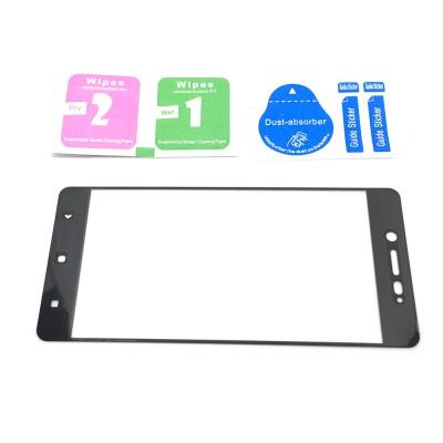 Защитное стекло для  Mi Max / Max 2 с цветными рамками